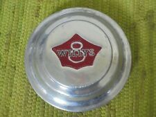 1931 Willys 8 Hub Cap Wire Wheel Cover 31 Overland Eight Hubcap 8-80