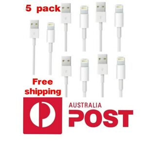 5X Fast Charging USB Cable Charger cord For Apple iPhone 6 7 8 11 12 Plus