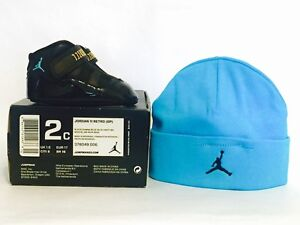 Brand New Nike Jordan 11 Retro Gift Pack (CB) 378049-006 Gamma Black XI 2c
