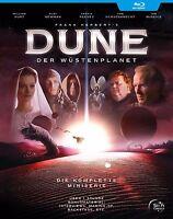 Dune: Der Wüstenplanet (Teil 1-3) - mit William Hurt, Uwe Ochsenknecht - BLU-RAY