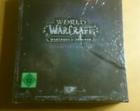 WOW WORLD OF WARCRAFT Warlords of Draenor Collector's Edition PC *NEU & OVP*