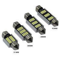 C5W Bulbs Car Festoon LED 5050 10&12 SMD Lights Error Free Dome Interior CANBUS