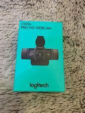 BRAND NEW Logitech C920s Pro HD 1080p Webcam with Privacy Shutter SHIPS ASAP