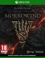 The Elder Scrolls Online: Morrowind (Xbox One) NEW & Sealed + The Discovery Pack