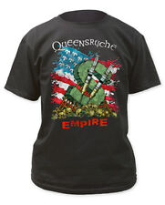Queensryche-Empire Tour-X-Large  Black T-shirt