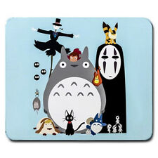 My Neighbor TOTORO Mouse Mat Mousepad - Gift - studio ghibli film animation