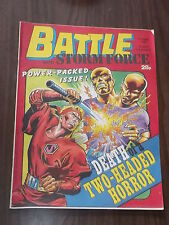 BATTLE WITH STORMFORCE AUGUST 1 1987 BRITISH WEEKLY COMIC^