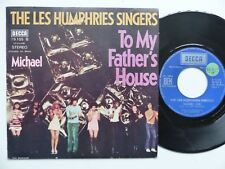 HUMPHRIES SINGERS To my father's house  79105 france RRR