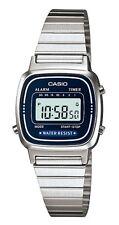 Casio LA-670W-2 Orologio Donna polso Vintage Nuovo Crono Sveglia