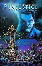 Injustice Gods Among Us Year Two Vol #2 Tpb Dc Video Game Prequel Comics Tp