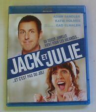 BLU-RAY JACK ET JULIE - Adam SANDLER / Katie HOLMES / Al PACINO