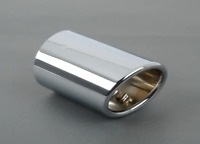 New Genuine AUDI A1 A3/S3 Rear N/S Left Chrome Exhaust Tip 8V0253825C OEM