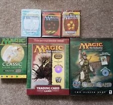 Magic The Gathering mtg Ice Age 4th 5th 6th 7th 8th edition sealed starter decks
