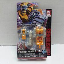 Transformers POTP Alpha Trion / LANDMINE Prime Master, MOSC/New, (2017 Hasbro)