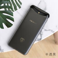 For OPPO Find X Full Shockproof Shell Clear Matte Skin PC Hard Cover Case