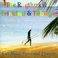 Rhythms of Trinidad & Tobago-Hot music for cool people Liam Teague, Audra.. [CD]