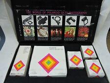 Cámara Polaroid sx-70 Land cámara accessory kit/accesorios en el OK
