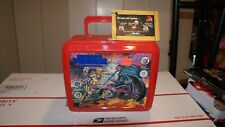Vintage New Captain Power 1987 Lunch Box and Thermos Aladdin Nwt