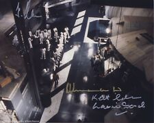 [7719] Star Wars Signed 8x10 Photo 4 Stormtroopers AFTAL