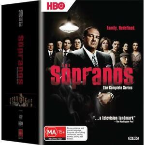 The SOPRANOS - The COMPLETE Series Season 1-6 : NEW DVD
