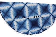 Round Mandala Hippy Tie-dye Tapestry Beach Throw 100%Cotton Mat Yoga Mat Lot 6Pc