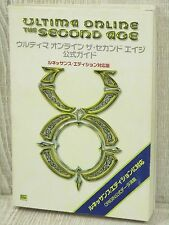 Ultima Online 2nd Second Age Official Guide Sfc Book Sb5x*