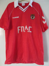 BENFICA FOOTBALL SHIRT HOME 1989-1990 taille XL / 39259 lisez Portugal