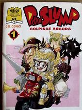 Dottor Slump - Mitico n°63 1999 ed. Star Comics  [C14B]