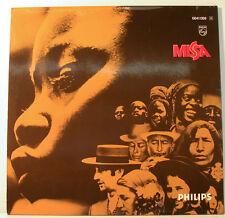 "[j789] MISSA LUBA MISSA MISSA CRIOLLA FLAMENCA PHILIPS 6641069 12"" LP"