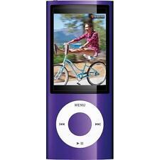 Apple iPod nano 5th Generation (16GB) - Purple