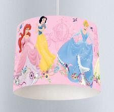 Disney Princess (143) Girls Nursery Bedroom Drum Lampshade Light Shade