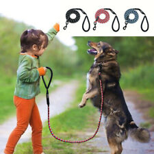 Nylon Dog Rope Braided Dog Lead Strong Long Leash No Tangle for Walking