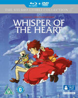 Whisper Of The Heart Blu-Ray + DVD Nuovo (OPTBD0305)