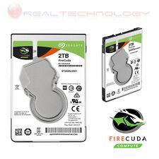 HARD DISK INTERNO 2,5 SEAGATE ST2000LX001 FIRECUDA 2TB SSHD SATA-6GB/S