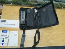 Motorola Bell Atlantic NYNEX Vintage Bag Cellular Phone W/Antenna & Power Cord