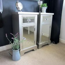 Country Over 70cm Bedside Tables & Cabinets with Cupboard