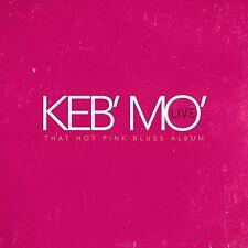 That Hot Pink Blues Album (2LP w/FREE Download) - Keb' Mo' / Keb Mo (Vinyl,2016)