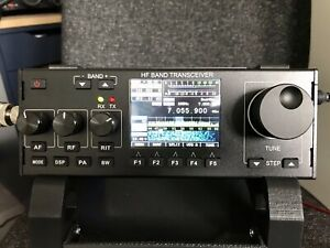Recent RS-918 QRP SDR Transceiver