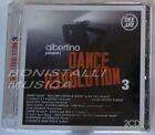 VARIOUS ARTISTS - ALBERTINO PRESENTA DANCE REVOLUTION 3 - 2 CD Sigillato