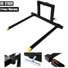 3 Point Hitch Pallet Fork 47''Quick Hitch Logs for Category 1 Tractor Skid Truck