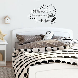 Harry Potter Happiness Albus Dumbledore wall sticker kids room wall art DECAL