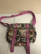 Harajuku Lovers bag messenger crossbody schoolbag satchel purse Purse Anime aa34
