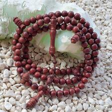 Morocco Style Ceylon Ironwood 9 MM Tasbih Mesua Ferrea 100 Dhikr Beads Misbaha