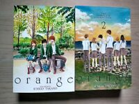 Orange The Complete Complete Collection 1-2, Shojo Manga Series, English, 13+