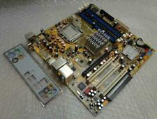 Original Genuine Asus P5BW-LA Rev.1.05 Socket LGA 775 Motherboard with Backplate