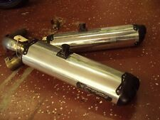 09 10 11 12 13 14 Yamaha R1 Two Brothers Dual Black Series Slip On Exhaust #178