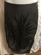 E. Play basic exterior design woman skirt size M made in Italy