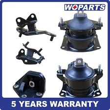 Engine Motor Transmission Mount Set Fit for Honda Accord 2.4L 03-07 Automatic