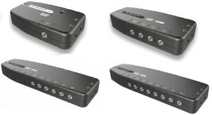 SLX Aerial Amps with IR Bypass Signal Booster TV, FM, DAB (2 Way - 8 Way)