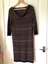 Hobbs Jumper Dress Size 10